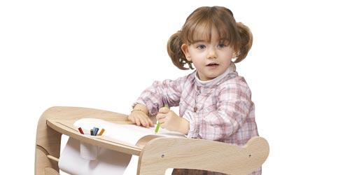 Bureau enfant chambre d 39 enfant for Bureau bebe 18 mois