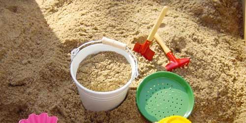 Jeux de plage ou de jardin