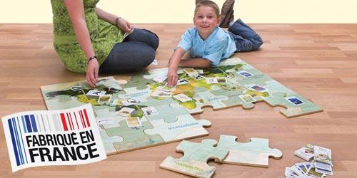 Puzzles et livres