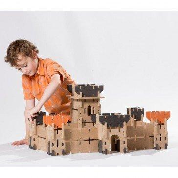 Château de Sigefroy le Brave 65 pcs - Ardennes Toys
