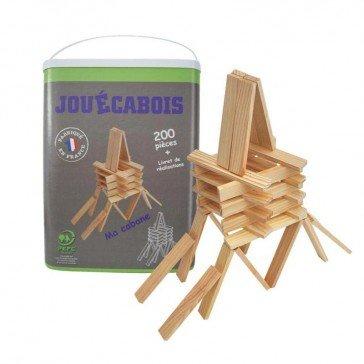 Baril 200 planchettes Jouécabois - Jouécabois