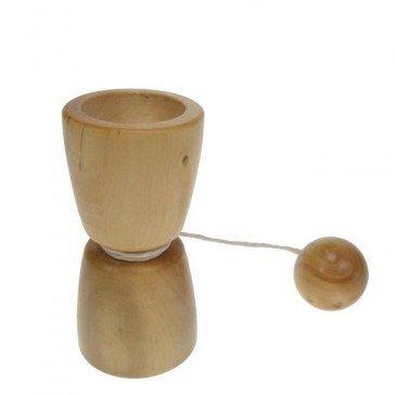 Bilboquet de poche - Artisan du Jura