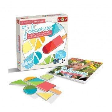 Mes associations Montessori J'observe - Bioviva