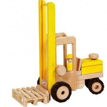 Chariot élévateur en bois - Fabricant Européen
