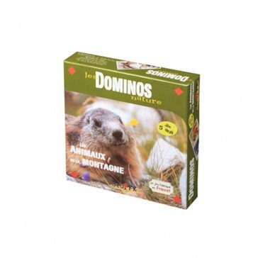 Dominos des animaux de la Montagne - Jeux FK