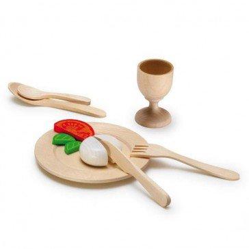 Ensemble de vaisselle en bois - Fabricant allemand