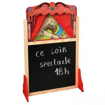 Grand théâtre de marionnettes - JB BOIS