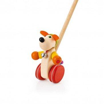 Poldi jouet à pousser - Selecta