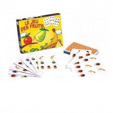 Le jeu des fruits - Piatnik