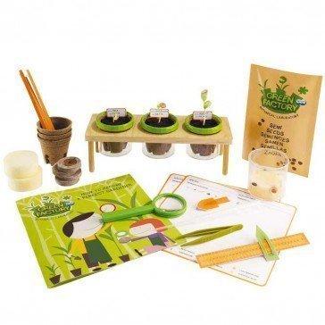 Laboratoire botanique Green factory - Navir