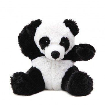 Doudou bouillotte bébé Panda - ESAT