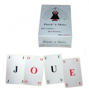 Pioch' à Mots - Editions Sandra Moreira