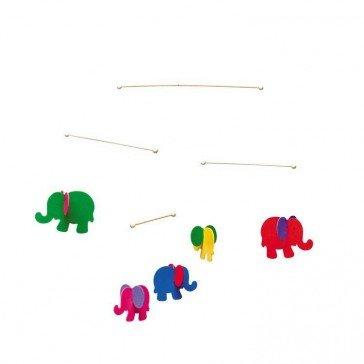 Mobile éléphants - Selecta