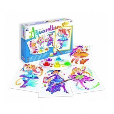 Aquarellum Junior - Magical Girls - Sentosphère