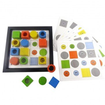 4 x 4 Sudoku et Morpion - Guy Jeandel