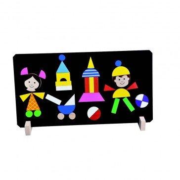 Tableau de jeu magnétique - Artisans Tchèques