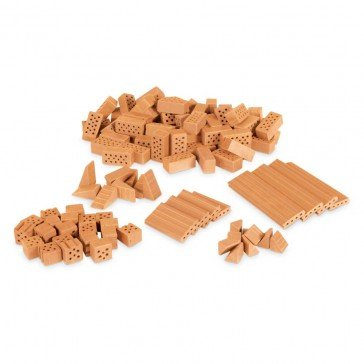 Assortiment de briques Teifoc 100 pcs - teifoc