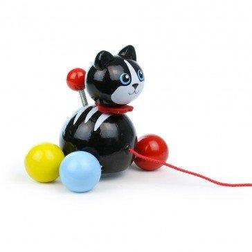 Minou jouet à traîner - Vilac