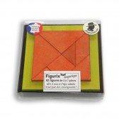 Tangramix le tangram magnétique