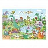 Puzzle Les Dinosaures 24 pcs