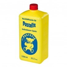 Recharge 1 litre de liquide - Pustefix