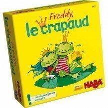 Freddy le crapaud - Haba