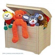 Coffre à jouets en bois - JB Bois