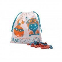 Bad Gammon - Les Jouets Libres