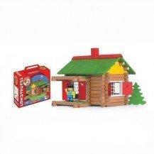 Maison forestière 100 pièces - Jeujura
