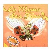 Le Mémo des Fées - Sandra Moreira Editions
