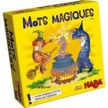 Mots magiques - Haba
