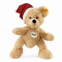 Ours Noël Teddy Finn beige - Steiff