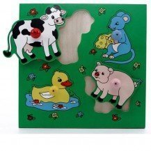 Puzzle Animaux - Fabricant Allemand