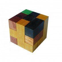 Puzzle Cube - Guy Jeandel