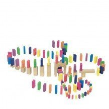 Rallye de dominos en pierre - Anker