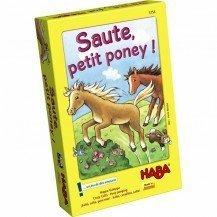 Saute, petit poney - Haba