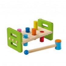 Battina jouet en bois à frapper - Selecta