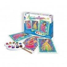 Aquarellum - Glamour Girls - Sentosphère