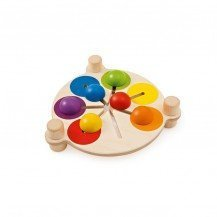 Tableau des formes et des couleurs - Selecta