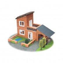 Villa avec garage Teifoc 330 pcs - Teifoc