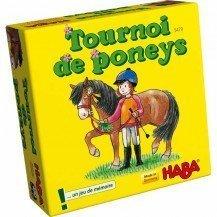 Tournoi de poneys - Haba