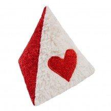 Triangle hochet en coton biologique - Fabricant allemand