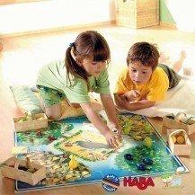 Le Verger jeu géant coopératif - Haba