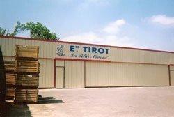 bateau Tirot entrepot