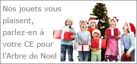 Découvrez nos offres pour les Arbres de Noël des Comités d'Entreprises
