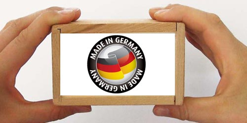 Jouets fabriqués en Allemagne