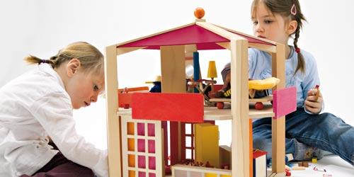 Maisons de poupées - Mobilier et Personnages