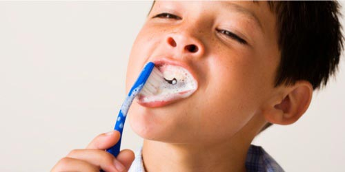 Sabliers brosse à dents