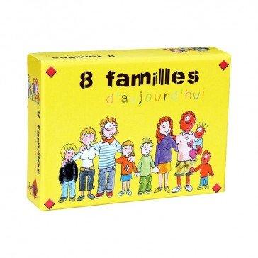 8 familles d'aujourd'hui - Jeux FK