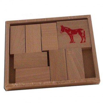 L'âne rouge - Artisan du Jura
